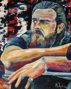 POP ART by Maksym Osypchuk